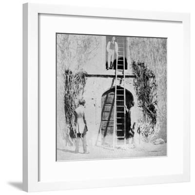 A Very Early Photograph, 1844-William Henry Fox Talbot-Framed Giclee Print