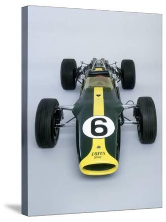 1967 Lotus 49 CR3--Stretched Canvas Print