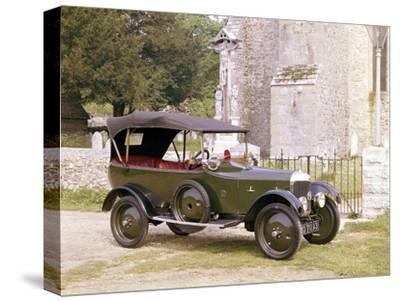 A 1921 Ac 11.9Hp--Stretched Canvas Print