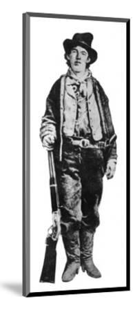 Billy the Kid, American Gunman and Outlaw, C1877-1881--Mounted Giclee Print