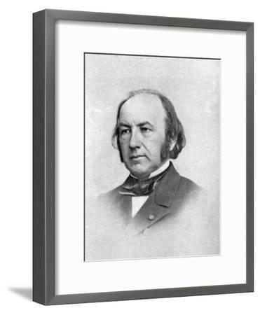 Claude Bernard, French Physiologist, 1876--Framed Giclee Print