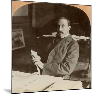Sir Alfred Milner, British Statesman, 1900--Mounted Giclee Print