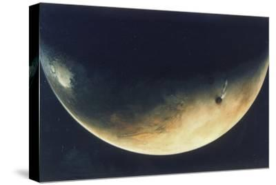 View of Mars, August 1976--Stretched Canvas Print
