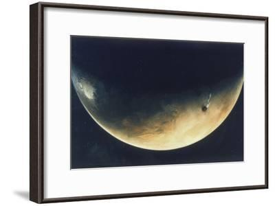 View of Mars, August 1976--Framed Giclee Print