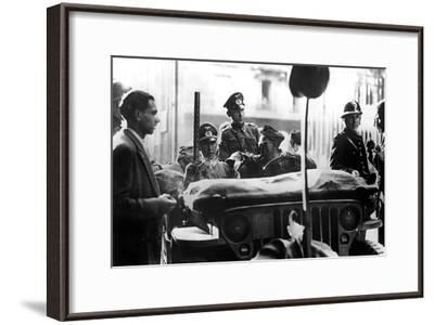 Liberation of Paris, 25 August 1944--Framed Giclee Print