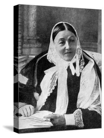 Florence Nightingale (1820-191), C1900s--Stretched Canvas Print