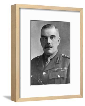 General Sir William Robertson, British Soldier, C1920--Framed Giclee Print