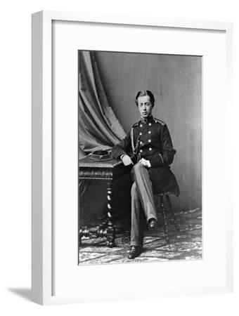 Grand Duke Nicholas Alexandrovich of Russia, 1862--Framed Giclee Print