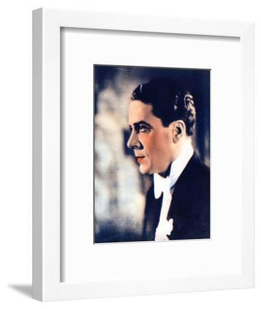 Jack Buchanan, British Actor and Singer, 1934-1935--Framed Giclee Print