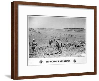 Men Without Name, 20th Century--Framed Giclee Print