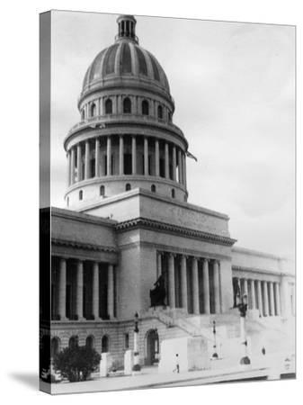 El Capitolio, Havana, Cuba, 1931--Stretched Canvas Print