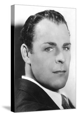 Brian Donlevy (1901-197), American Actor, C1930S-C1940S--Stretched Canvas Print