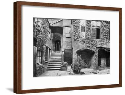 The Strangers' Hall, Norwich, Norfolk, 1924-1926- Francis & Co Frith-Framed Giclee Print