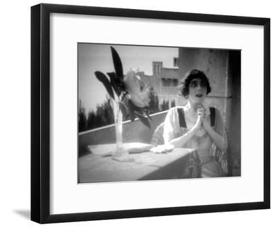 Vera Karalli, Russian Ballet Dancer and Silent Film Actress, 1917 Giclee  Print by | Art com