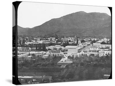 Graaff-Reinet, South Africa, C1890--Stretched Canvas Print
