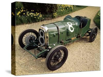 1922 Aston Martin Grand Prix Racing Car--Stretched Canvas Print