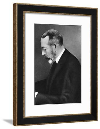 King George V, C1930S--Framed Giclee Print