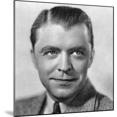 Lyle Talbot, American Actor, 1934-1935--Mounted Giclee Print