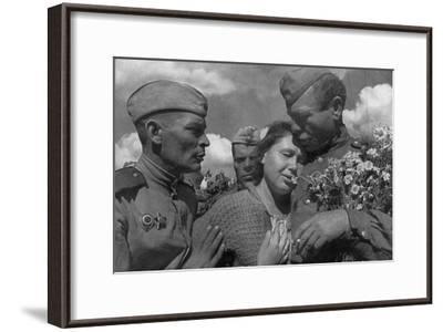 Victory Day, World War II, USSR, 1945--Framed Giclee Print
