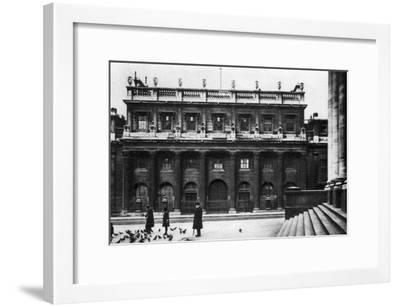 Bank, London, 1926-1927--Framed Giclee Print
