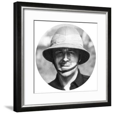 Jack Holt, American Actor, 1934-1935--Framed Giclee Print