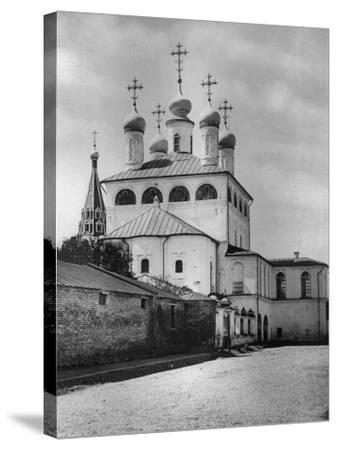 Dormition Cathedral, Krutitsy, Moscow, Russia, 1882- Scherer Nabholz & Co-Stretched Canvas Print