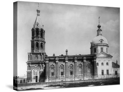 Church of St Nicholas the Miracle Maker, New Vagankovo, Moscow, Russia, 1882- Scherer Nabholz & Co-Stretched Canvas Print