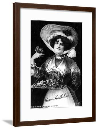 Marie Studholme (1875-193), English Actress, 1906--Framed Giclee Print