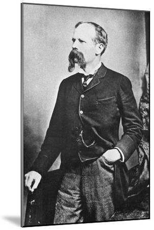Benjamin Baker (1840-190), British Civil Engineer, C1890--Mounted Giclee Print