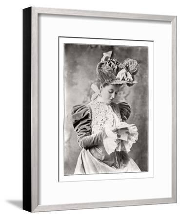 Love Letter, 1901--Framed Giclee Print