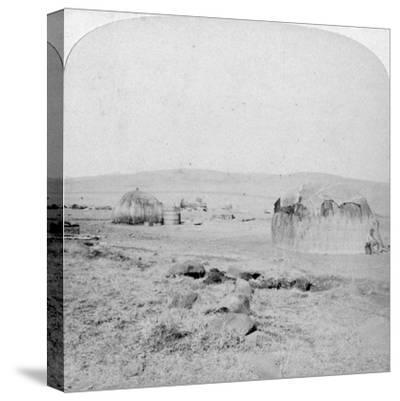 Krantz Kloof, Natal, South Africa, 2nd Boer War, 1901-Underwood & Underwood-Stretched Canvas Print