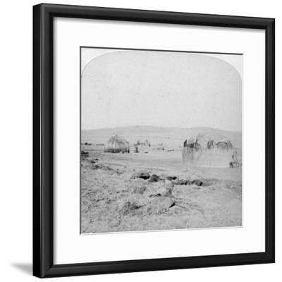 Krantz Kloof, Natal, South Africa, 2nd Boer War, 1901-Underwood & Underwood-Framed Giclee Print