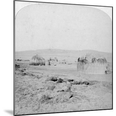 Krantz Kloof, Natal, South Africa, 2nd Boer War, 1901-Underwood & Underwood-Mounted Giclee Print