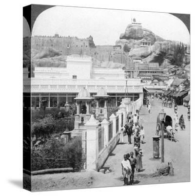 Trichinopoly, India, 1903-Underwood & Underwood-Stretched Canvas Print