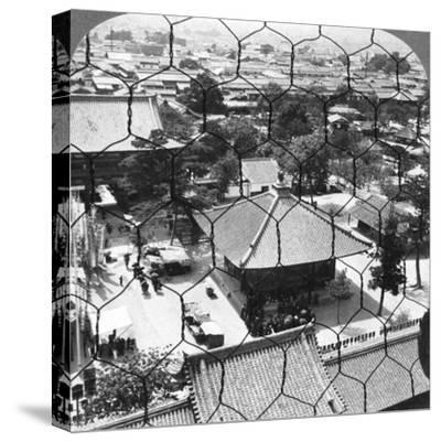 Osaka, Japan, 1904-Underwood & Underwood-Stretched Canvas Print