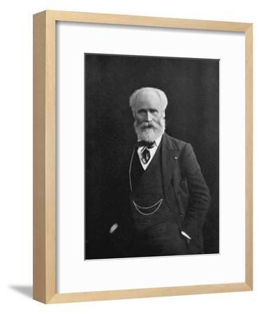 Kier (Jame) Hardie, British Labour Leader--Framed Giclee Print
