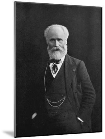 Kier (Jame) Hardie, British Labour Leader--Mounted Giclee Print