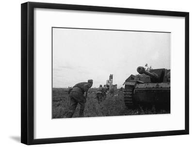 Operation Kutuzov--Framed Giclee Print