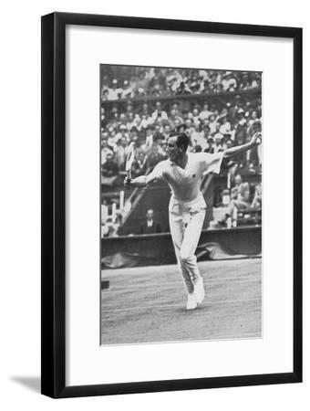 Fred Perry, 1934--Framed Giclee Print