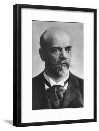 Antonín Leopold Dvorak (1841-190), Czech Composer- Harlinque-Framed Giclee Print
