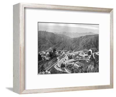 Newcastle, Jamaica, C1905-Adolphe & Son Duperly-Framed Premium Giclee Print