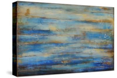 Blue Bay Jazz-Erin Ashley-Stretched Canvas Print