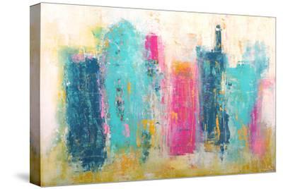 City Dreams-Erin Ashley-Stretched Canvas Print
