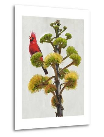 Avian Tropics I-Chris Vest-Metal Print
