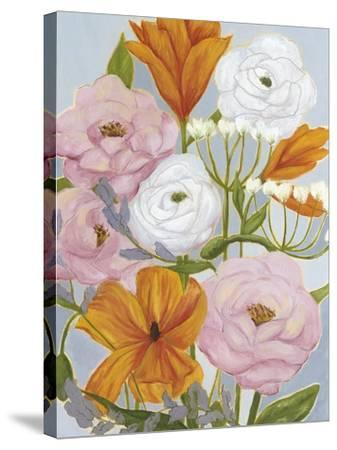 Morning Bouquet I-Grace Popp-Stretched Canvas Print