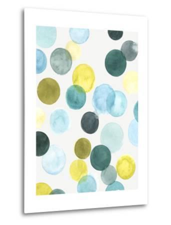 Aquatic Orbit I-June Erica Vess-Metal Print