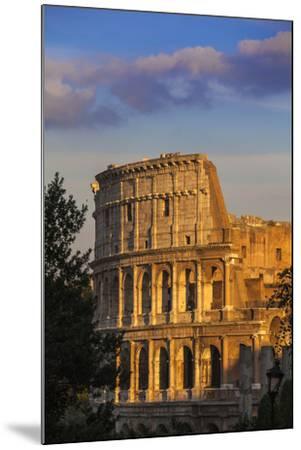 Italy, Lazio, Rome, the Colosseum-Jane Sweeney-Mounted Photographic Print