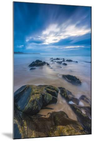 UK, Scotland, Argyll and Bute, Islay, Saligo Bay-Alan Copson-Mounted Photographic Print