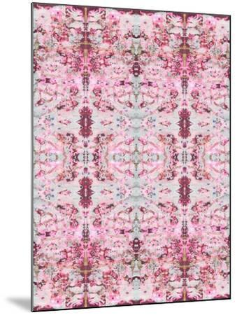 Burgandy Rose, 2015-Beth Travers-Mounted Giclee Print
