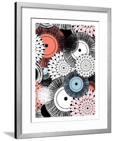 Flowers--Framed Art Print